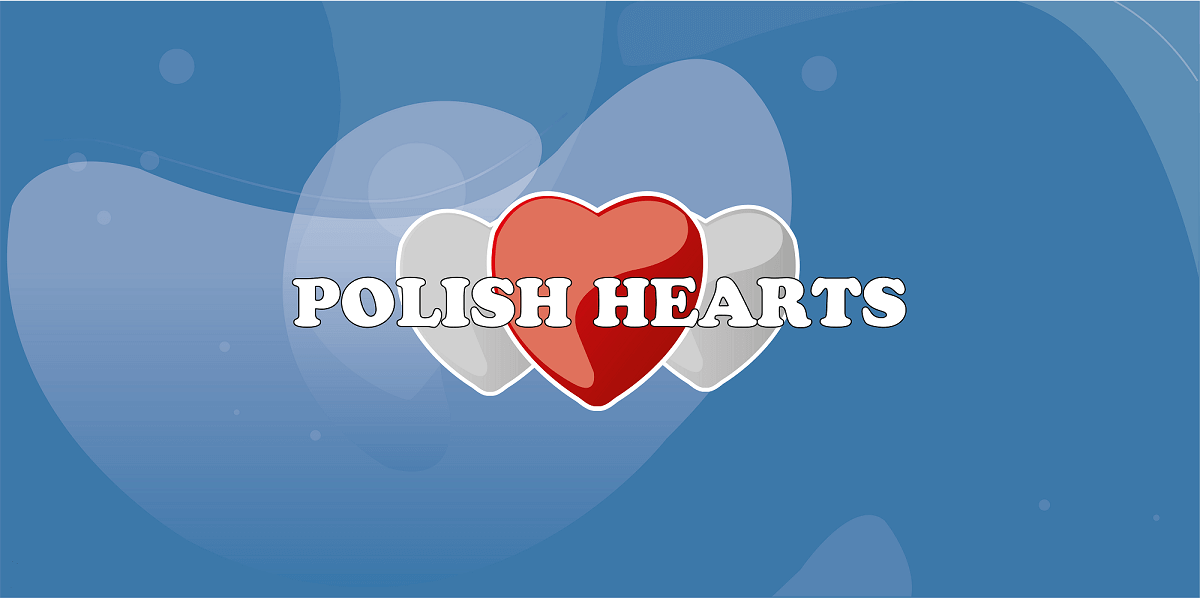 Polish Hearts Logo