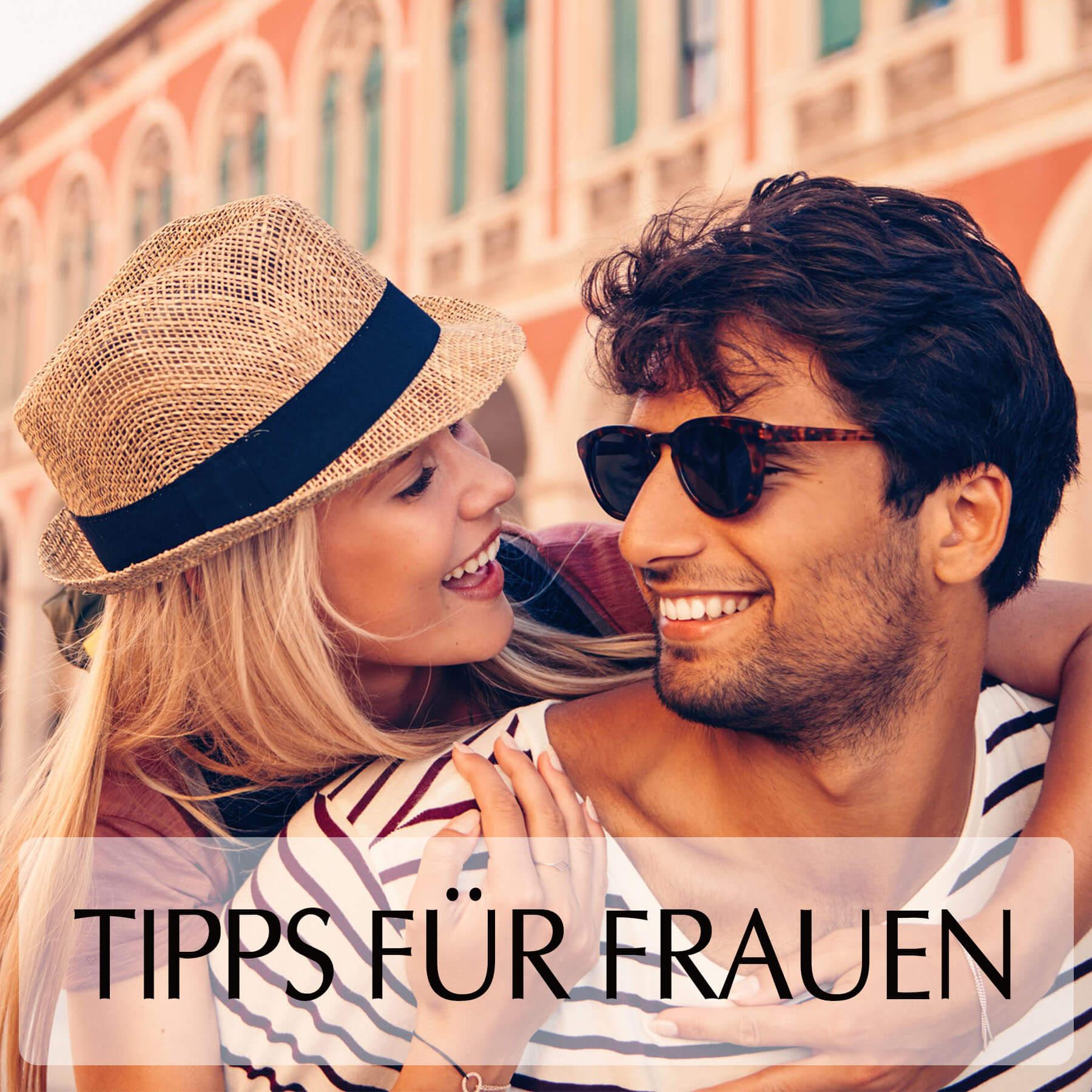 Dating Tipps für Frauen
