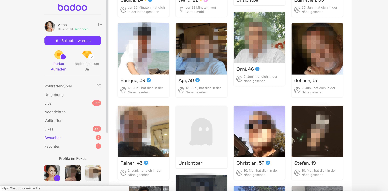 Dating-Seiten in netten Franken