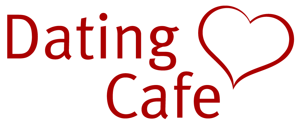 dating cafe logo