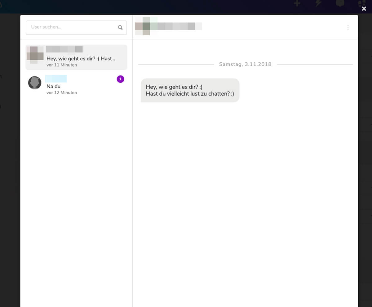 DBNA Messages