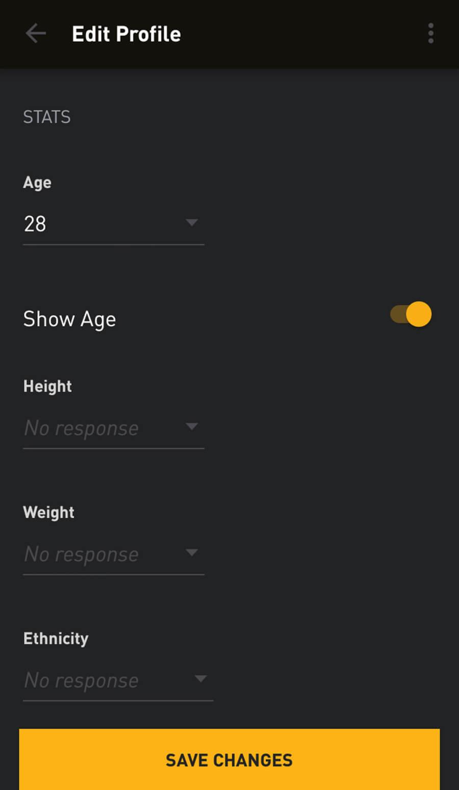 Grindr Profil