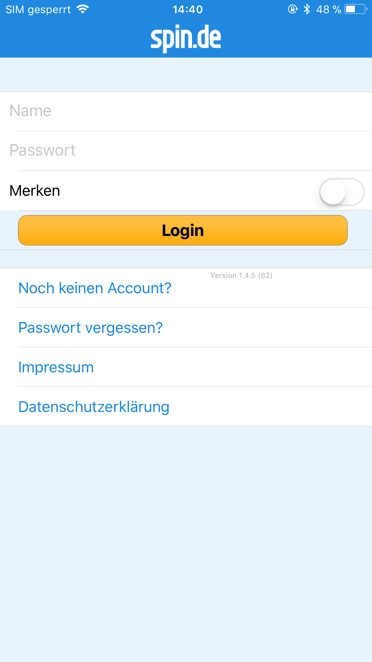 Spin App