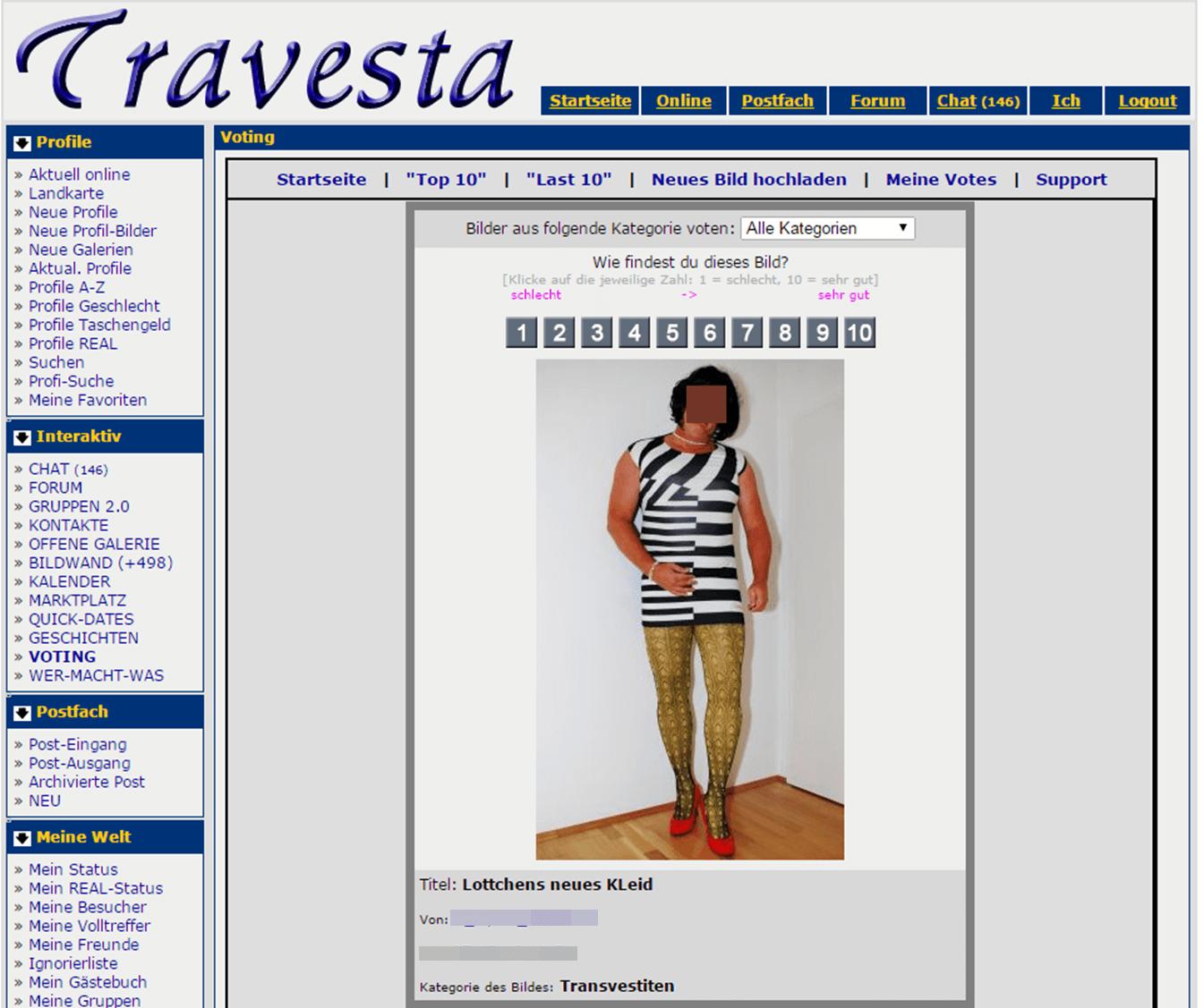 Travesta Fotovote