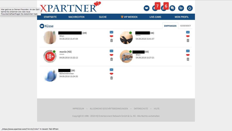 XPartner Kuesse