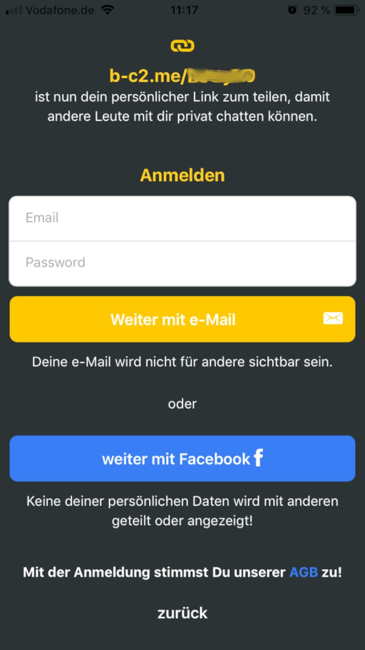 Chat nummer base aktuelle Base Chat