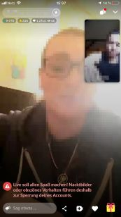 MeetMe Livestream