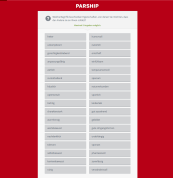 Parship Anmeldeprozess