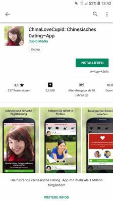 ChinaLoveCupid App