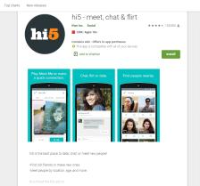 hi5 App