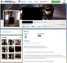 Poppen.de Profil Frauen