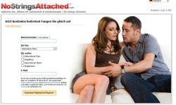 No Strings Attached Anmeldung
