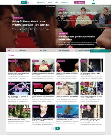 Gay.de Magazin