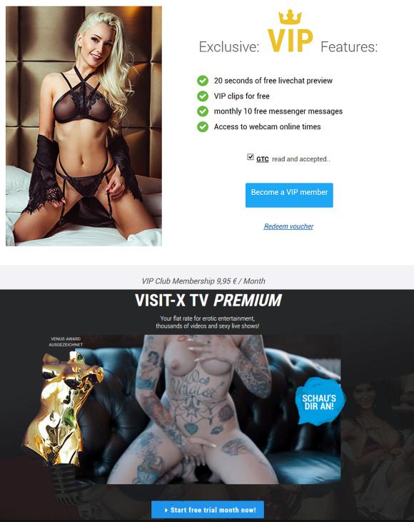 Visit-X DE Price