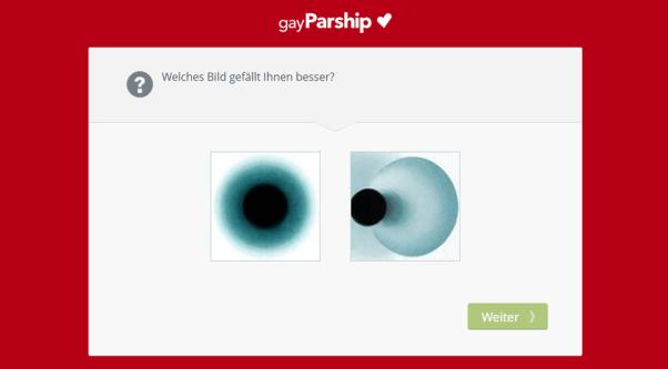 GayParship Registrierungsfragen Bilder