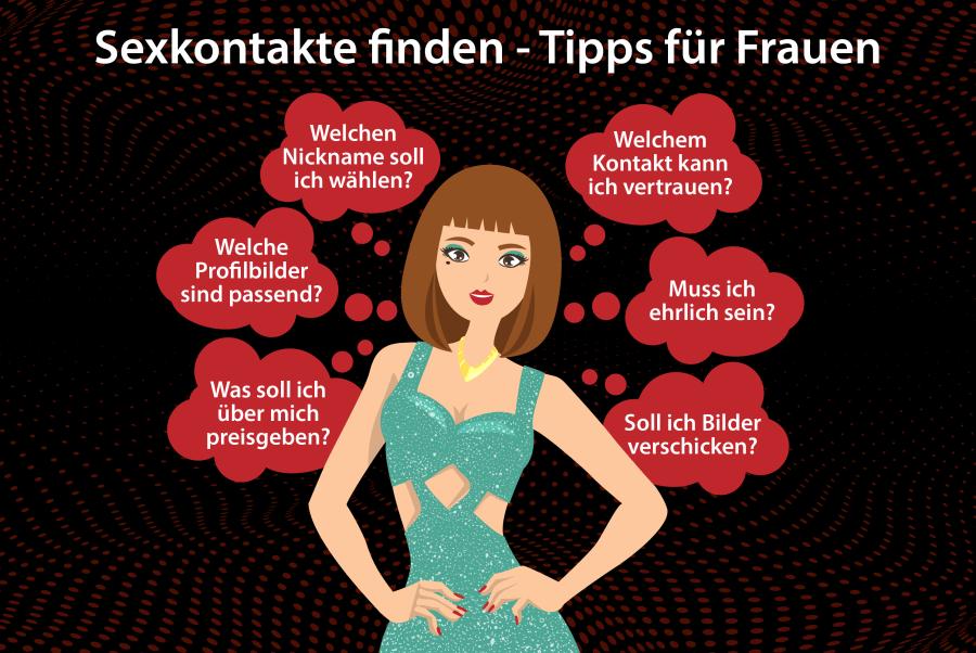Sexkontakte Tipps fuer Frauen