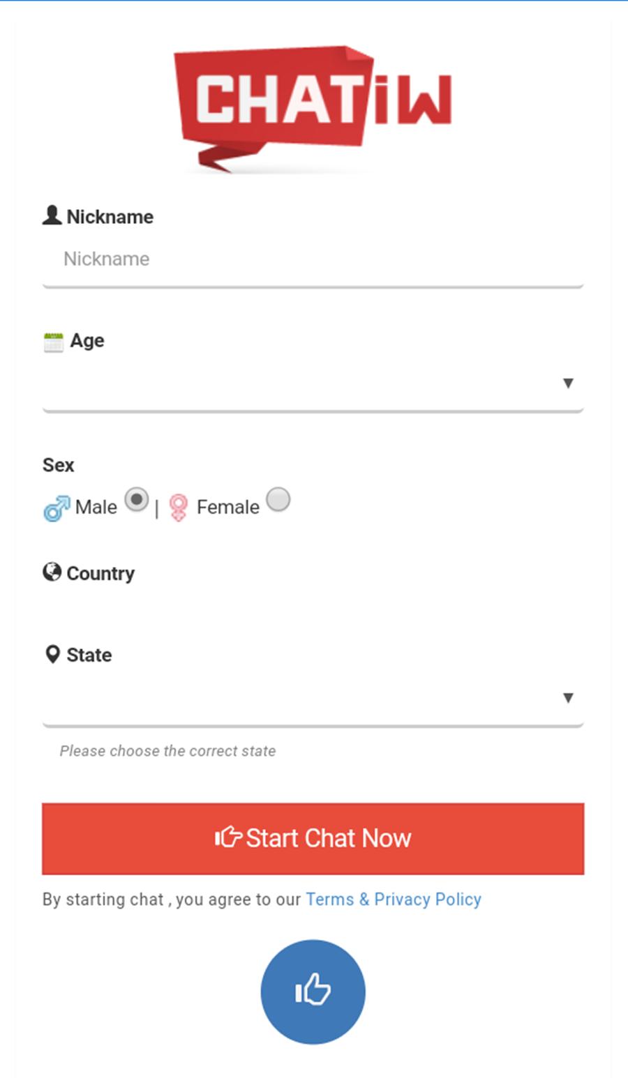 Chatiw App
