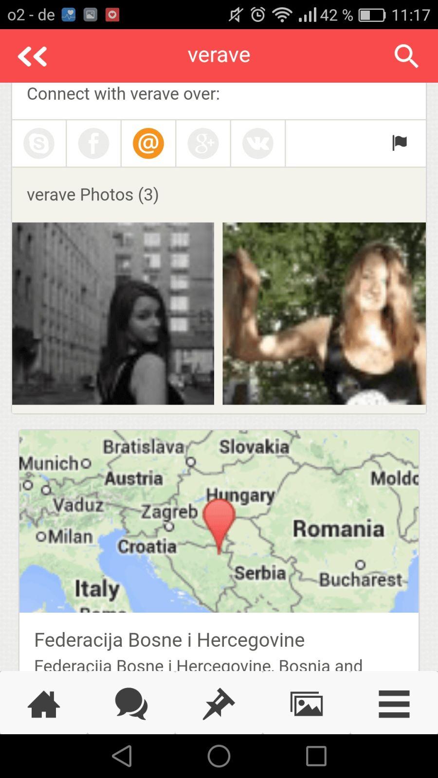 Eastloveswest App Profil