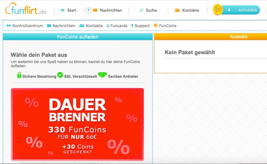 FunFlirt Pay