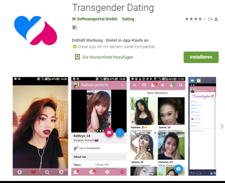 Ladyboykisses App