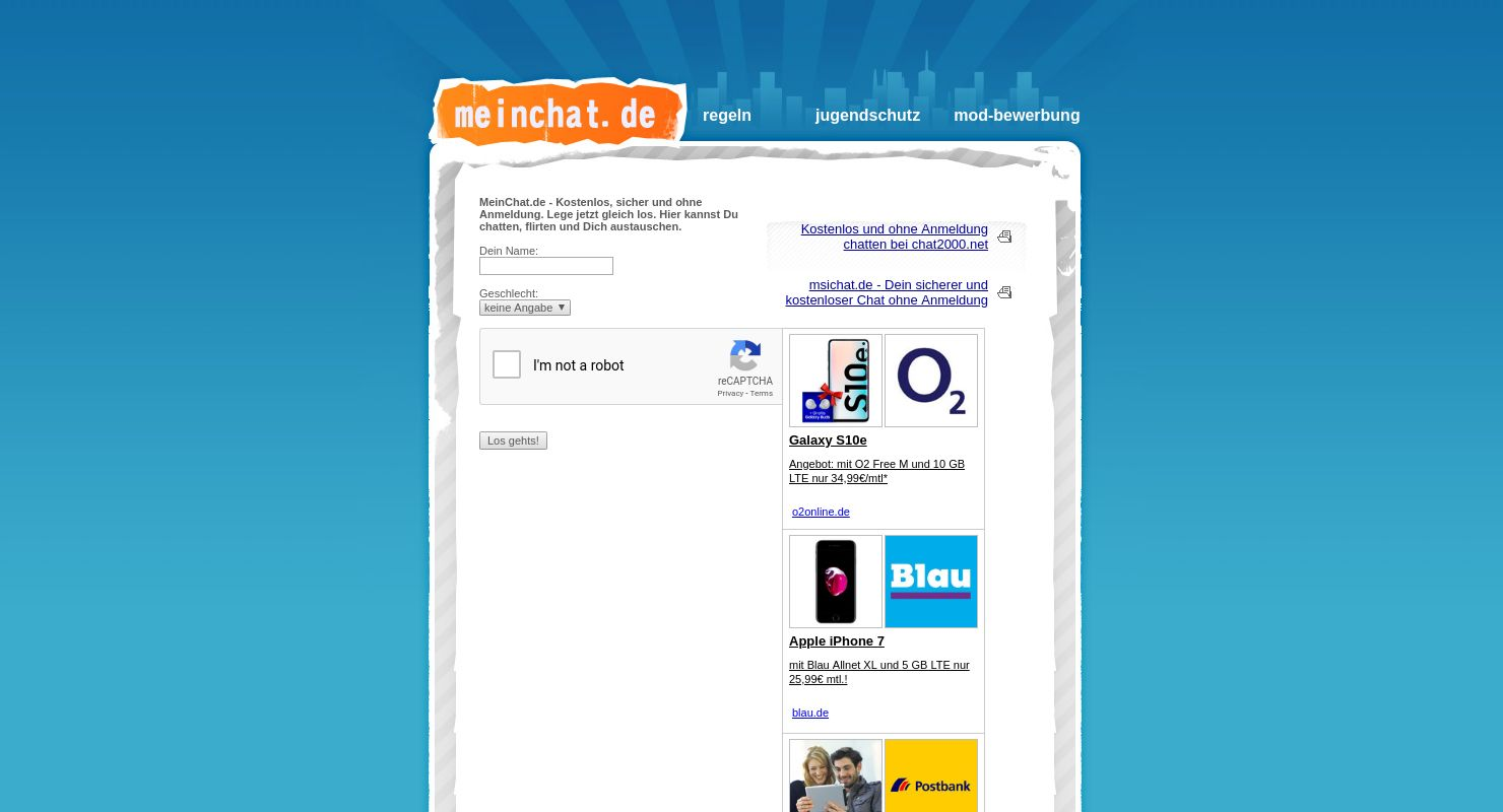 MeinChat Test April 2021 - MeinChat auch Dein Chat? - ZU