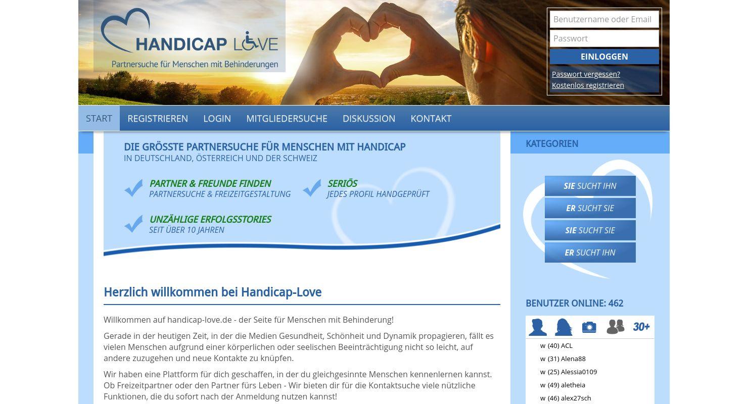 Handicap Love